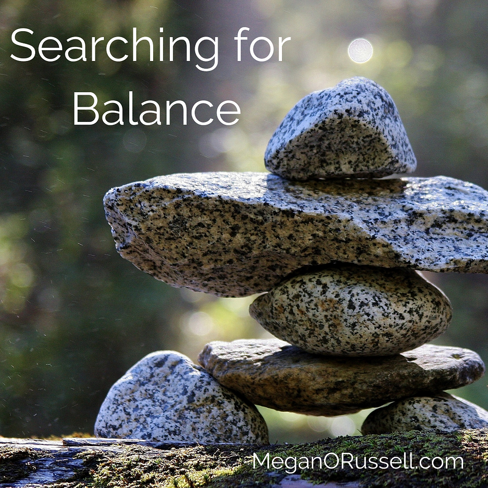 Searching for Balance