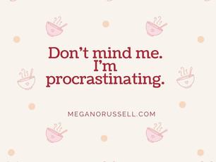 Procrastination Post