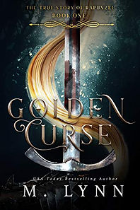 Golden Curse by M. Lynn