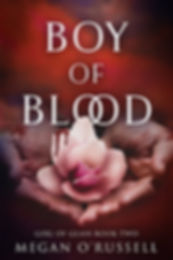 Boy of Blood, Girl of Glass Book 2