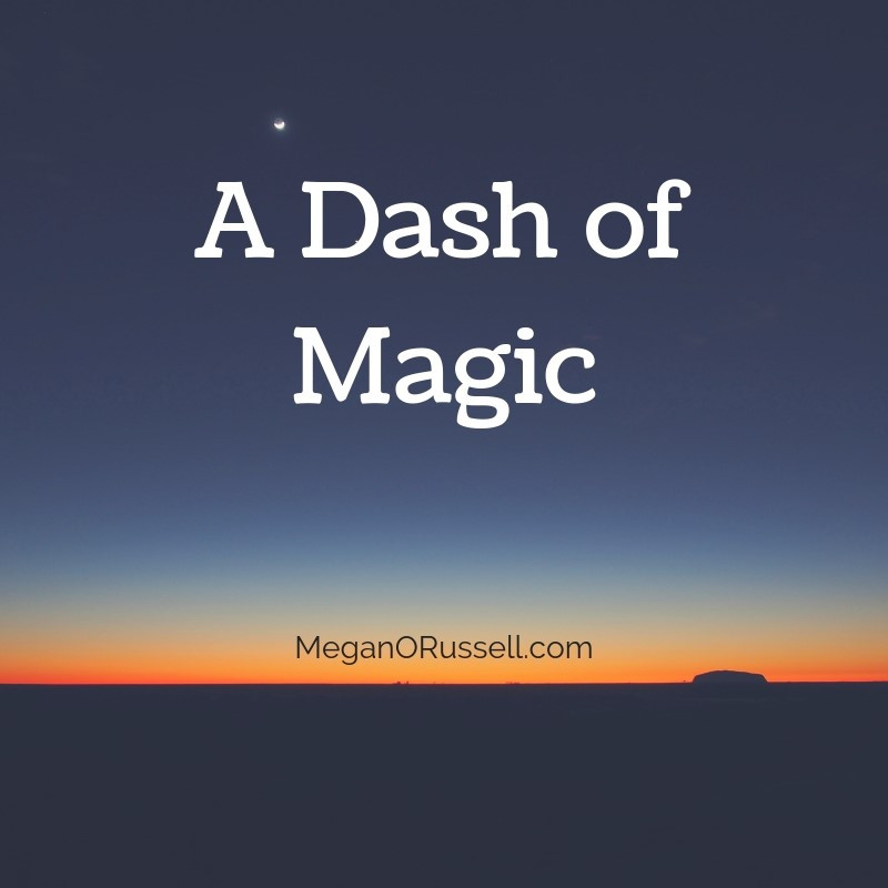 A Dash of Magic in the World of YA Novels