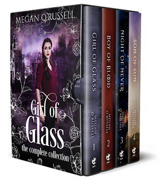 Girl of Glass: The Complete Collection