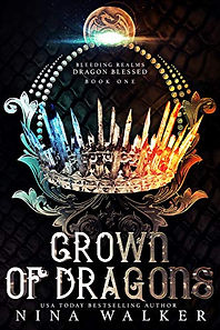 Crown of Dragons by Nina Walker