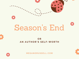An Author's Self-Worth