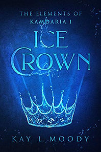 Ice Crown by Kay L. Moody