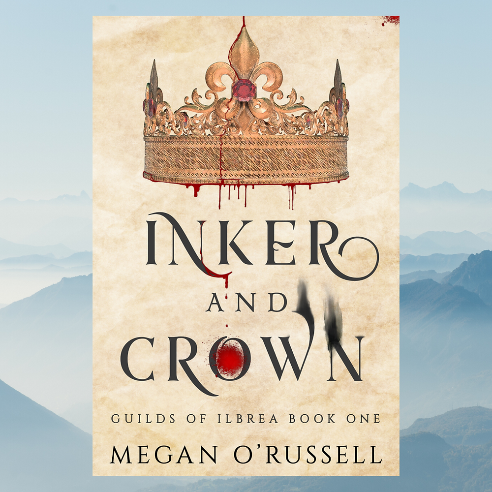 Inker and Crown Release Day!