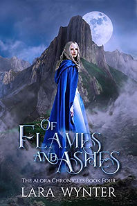 Of Flames and Ashes by Lara Wynter