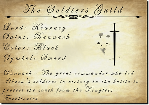 The Soldiers Guild