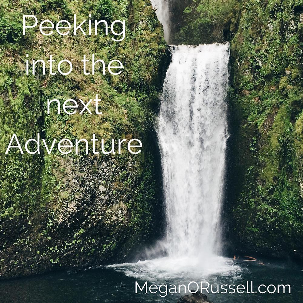 Peeking into the next Adventure