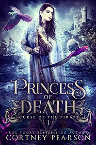 Princess of Death by Cortney Pearson