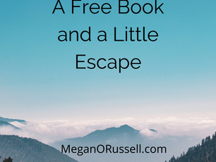 A Free Book and a Little Escape