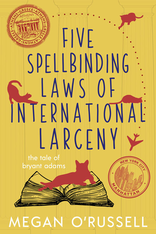 Five Spellbinding Laws of International Larceny