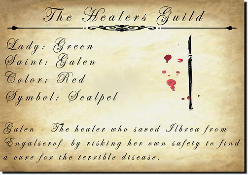 The Healers Guild