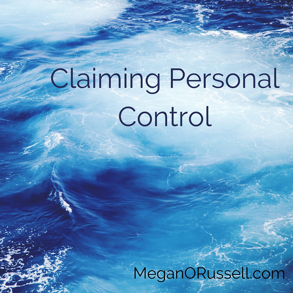 Claiming Personal Control