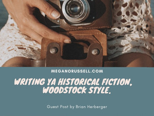 Brian Herberger on Historical Fiction