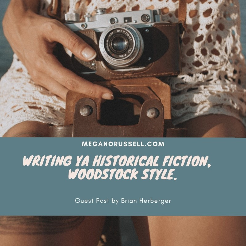 Writing YA Historical Fiction