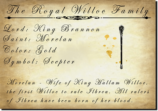 The Royal Willoc Family