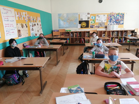 """""""Back to school"""" in der WMMS"""