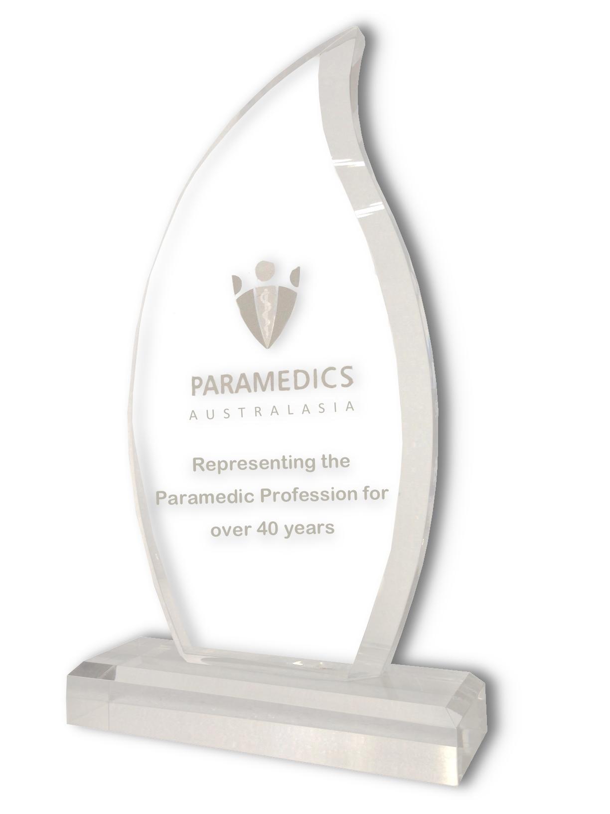 Paramedics Australasia