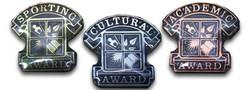 CAC Custom Badge