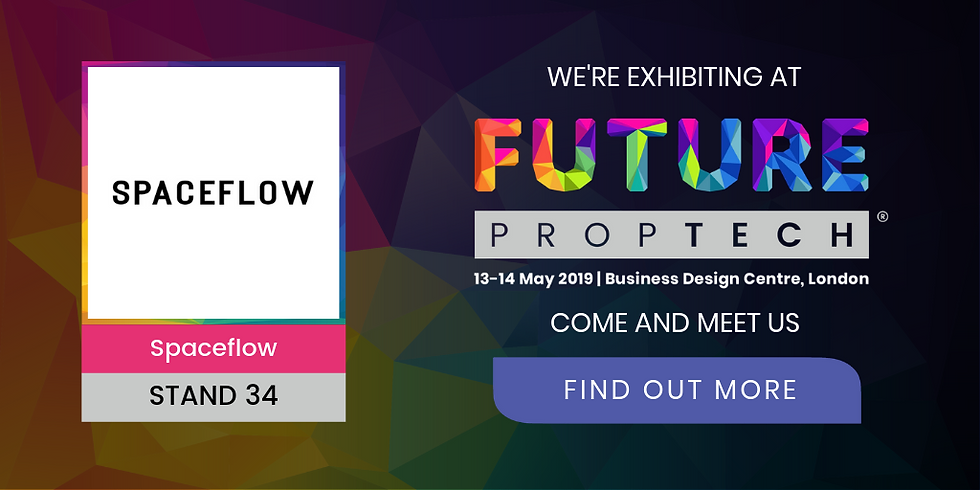 Spaceflow at Future PropTech