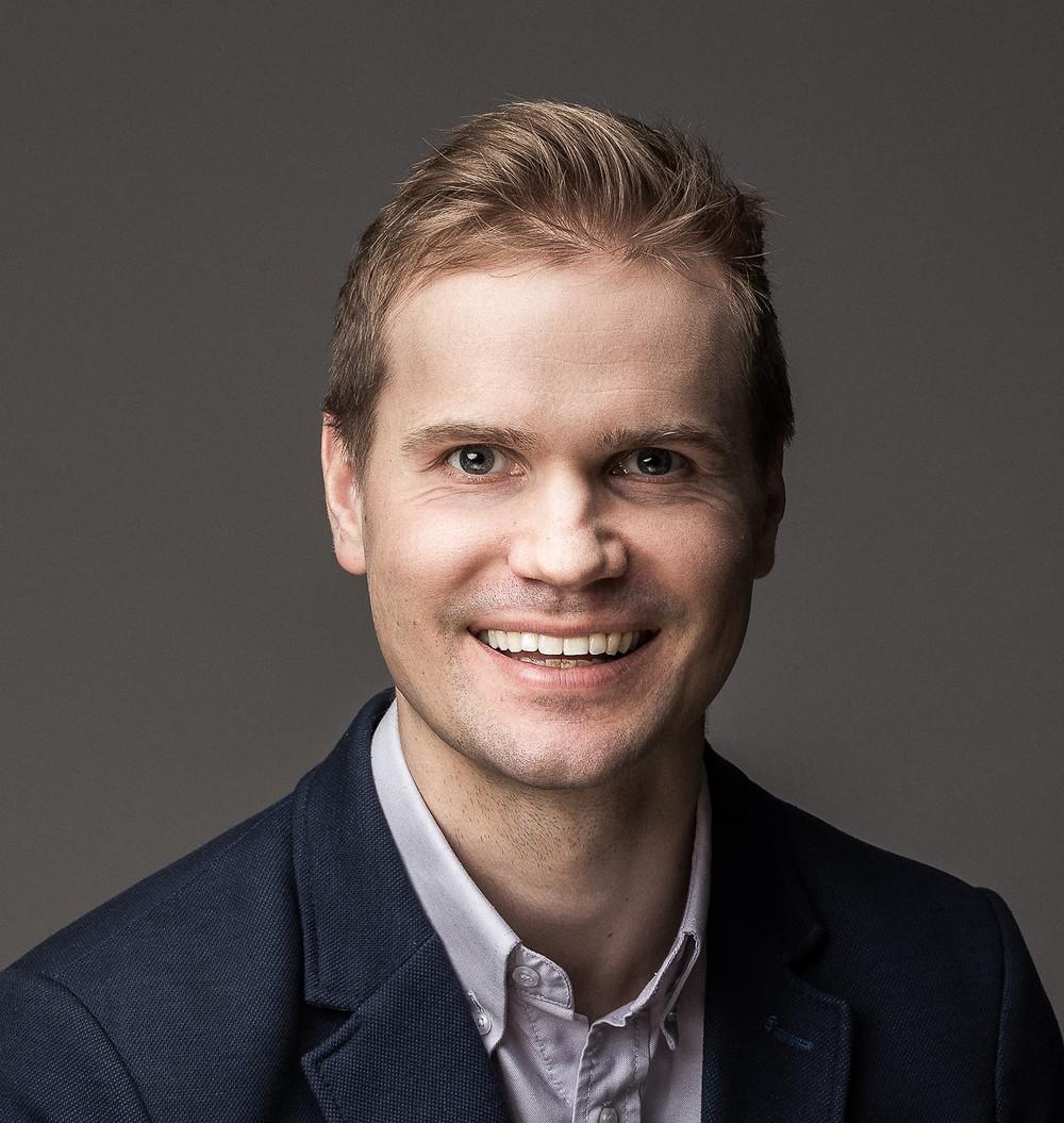 Hannu Käki, CEO of RealX.pro