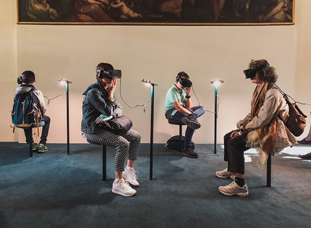 The coming reality of virtual workplaces