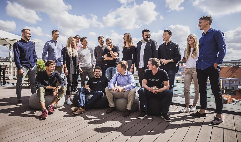 Spaceflow team