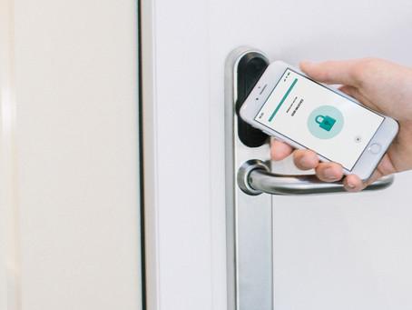 Spaceflow announces SALTO KS mobile access integration