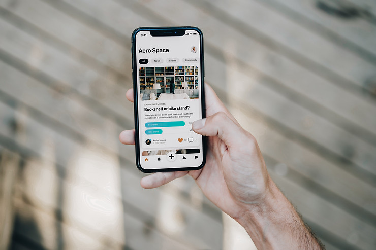 """The Spaceflow app is akin to a """"remote control"""" for your building so that you have access to bookings and reservations for common spaces, bikes and parking etc. There's also a """"digital concierge"""" aspect for things like dry cleaning, room cleaning, food delivery or local yoga classes."""