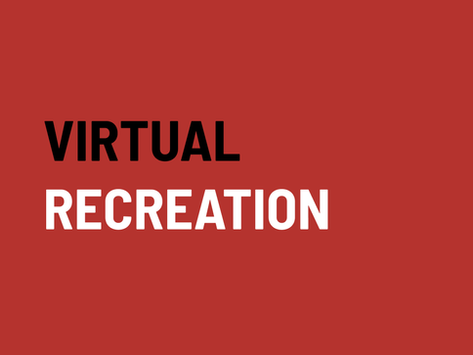 How to bring virtual recreation to your community to kill Zoom fatigue