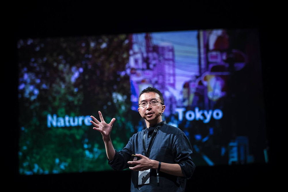 One of the highlights of last year's reSITE: Sou Fujimoto