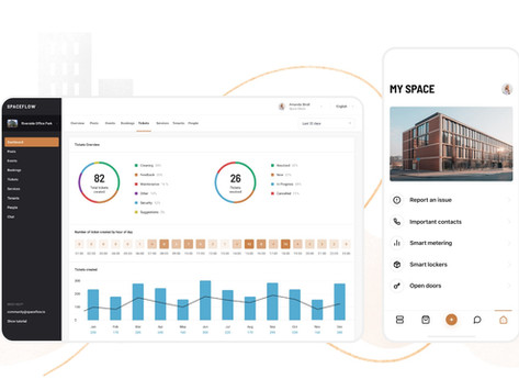 How Spaceflow helps to get the SmartScore certification
