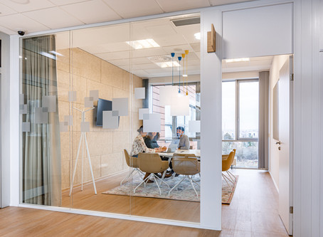 How office owners can keep their spaces competitive after COVID-19