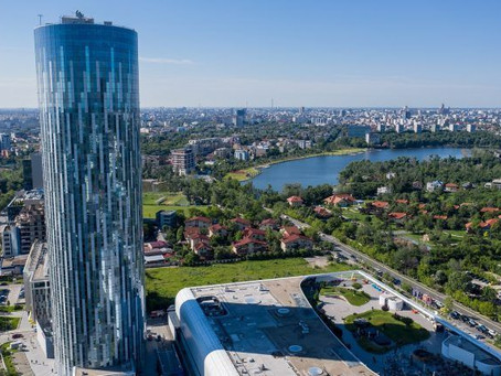 SkyTower owned by Raiffeisen Property Holding International launches Spaceflow