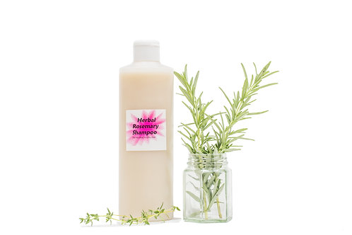 Rosemary Herbal Shampoo 500ml