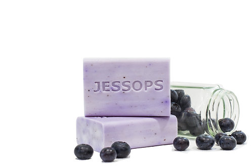 Jessops Blueberry Vitamin E Soap