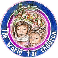 Logo_Kinderhilfswerk_The_world_for_child