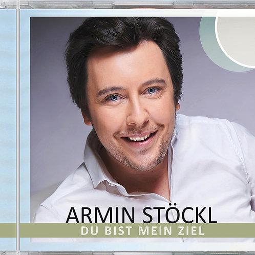 CD-Album ARMIN STÖCKL - Du bist mein Ziel (2019)