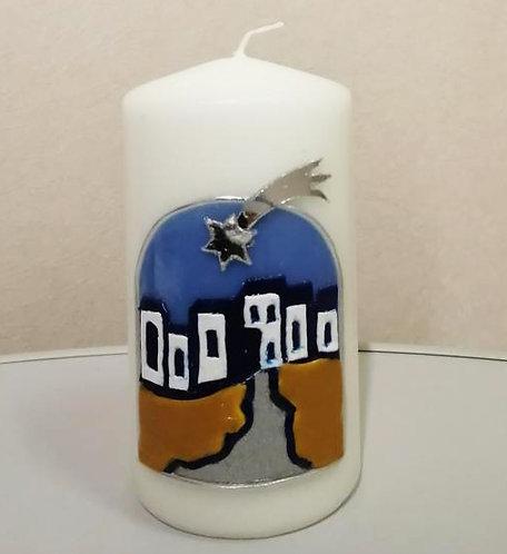 Kerze Bethlehem