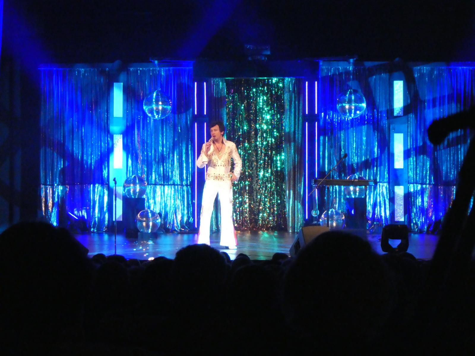 Armin Stöckl als Elvis