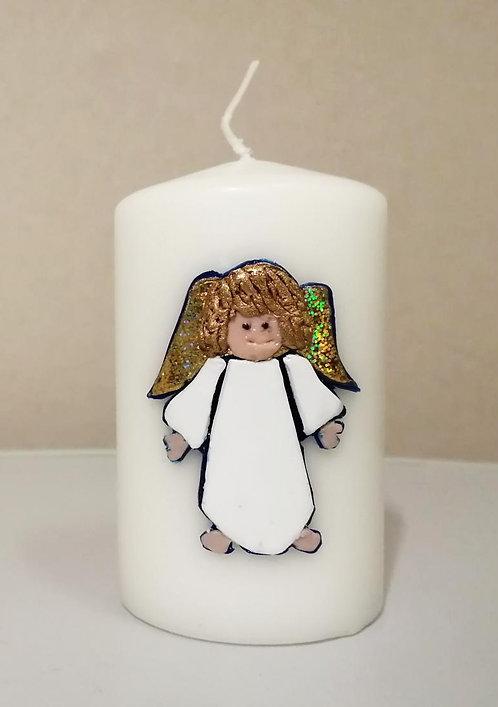 Kerze Kleiner Engel
