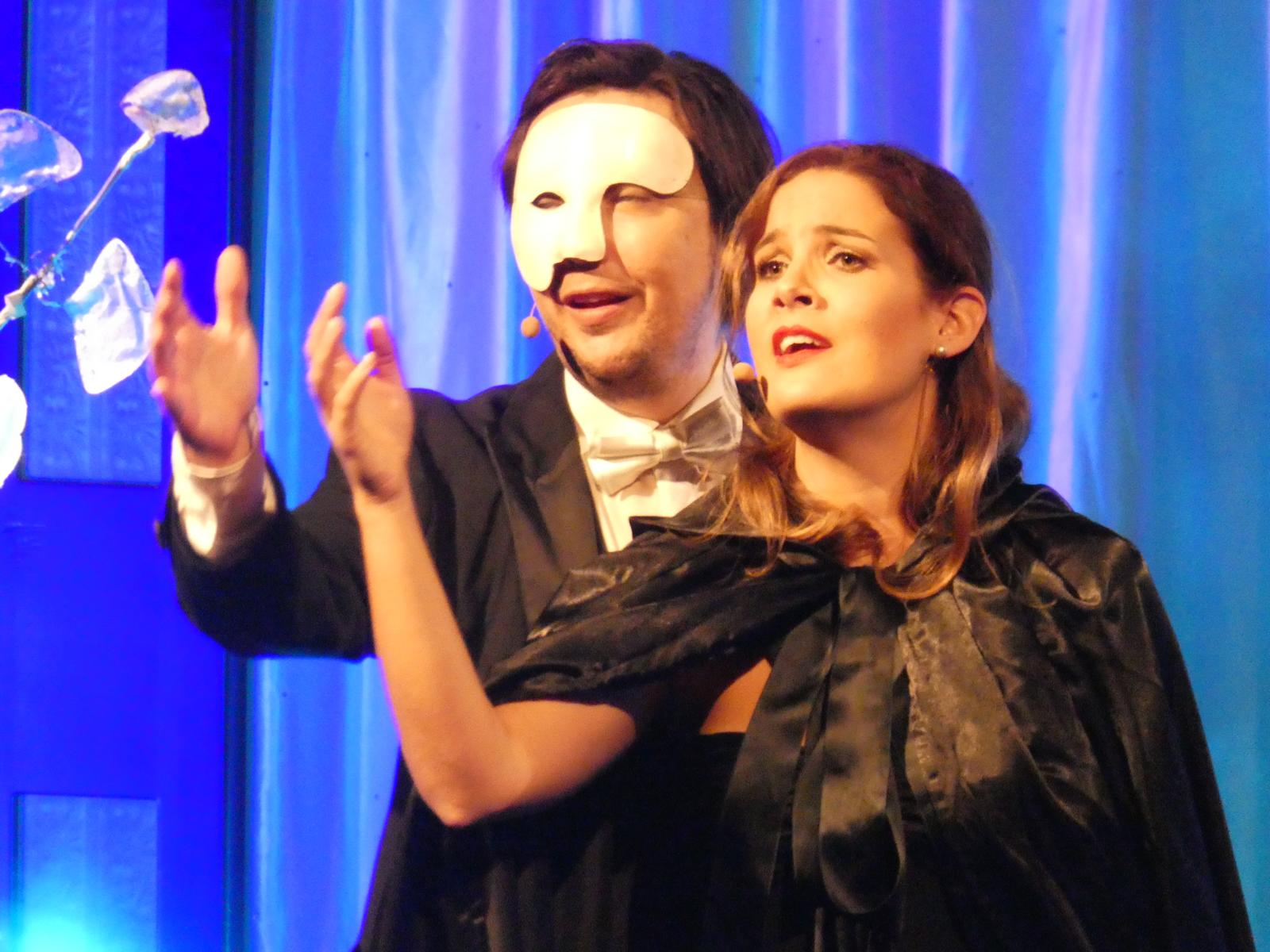 Armin Stöckl & Bernice Ehrlich