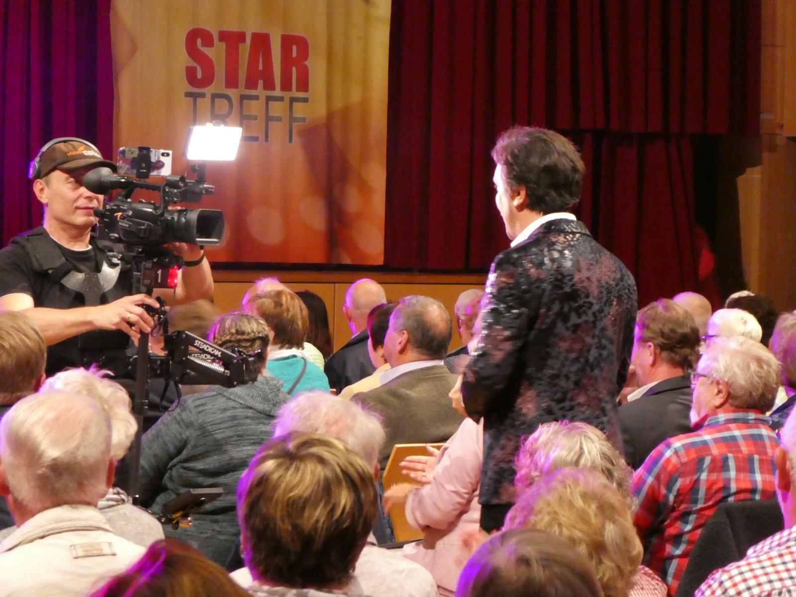 STAR-TREFF TV-Aufzeichnung
