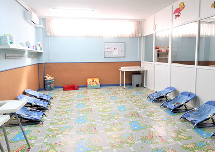 Aula de bebés (0-1 años)