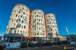 2012 Отель Олимпик Плаза