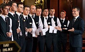 Обучение сотрудников отеля