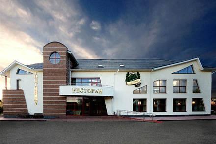 Отельный комплекс Ольховка