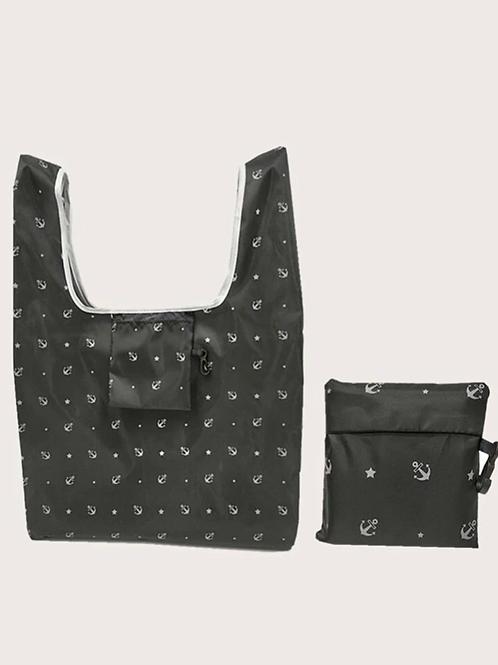 Anchors Foldable Tote Bag