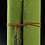 Thumbnail: Vintage Leather Journal, green